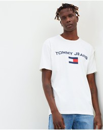 Tommy Jeans - 90s Logo Tee