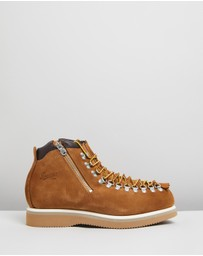 White Mountaineering - White Mountaineering X Danner Suede Boots