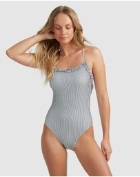 Roxy - Womens Bico Mind Of Freedom One Piece Swimsuit