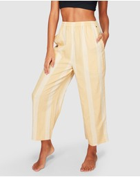 Billabong - Sylvia Stripe Pants