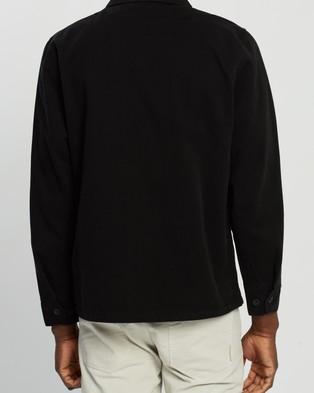 Neuw Surplus Overshirt - Casual shirts (Black)