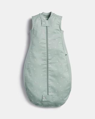 ergoPouch Sheeting Sleeping Bag 1.0 TOG   Babies - All onesies (Sage)