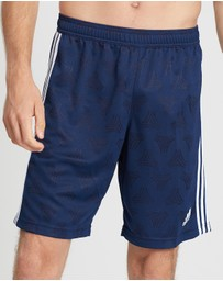 adidas Performance - TAN Jacquard Shorts