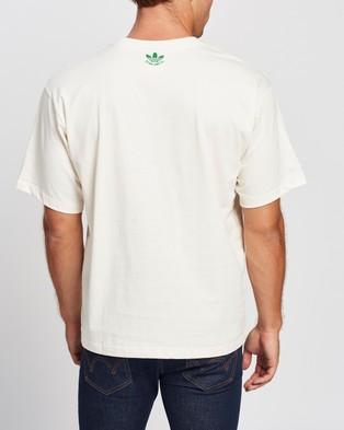 adidas Originals Tongue Stan Tee - Short Sleeve T-Shirts (Non-Dyed)