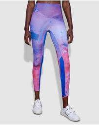 Giroud - Pink Lush Arrondi Leggings