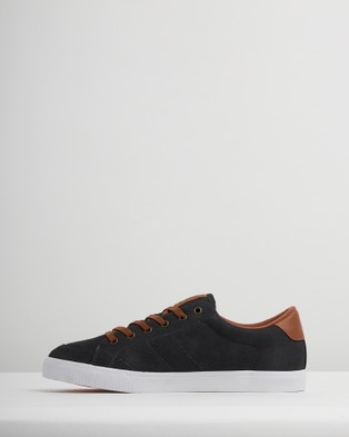 Kustom Kramer Sneaker - Sneakers (BLACK/BROWN)