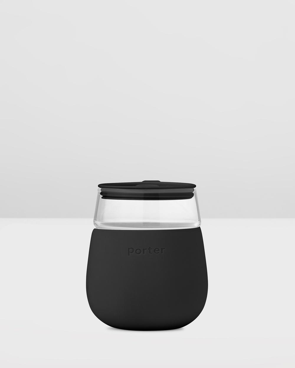 Porter Glass Home Grey