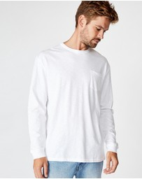 Cotton On - Otis Long Sleeve Tee