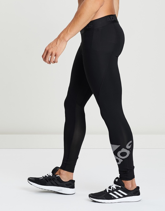 adidas Performance - Alphaskin Badge of Sport Tights - Men's