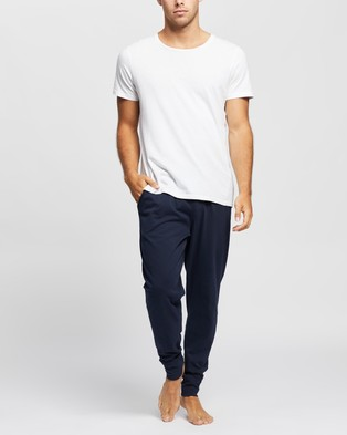 Marks & Spencer 2 Pack Joggers - Joggers (Navy & blue)