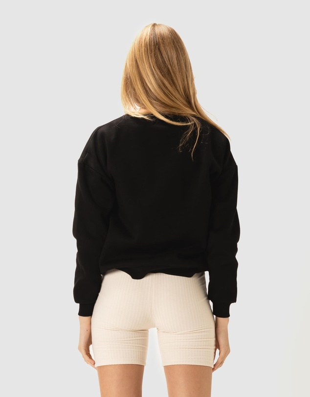 Women Leisure Embro Sweatshirt