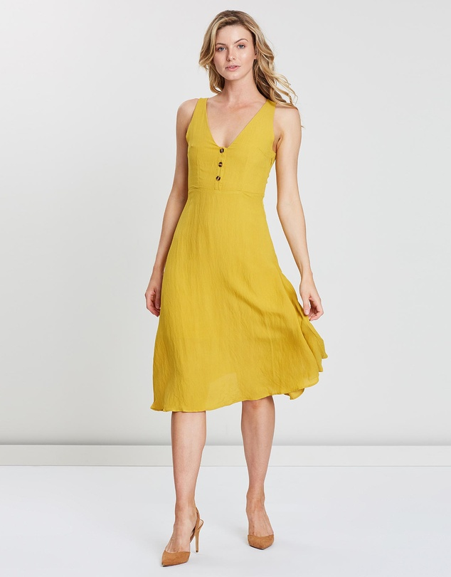 Otto Mode - Clear Cut Dress