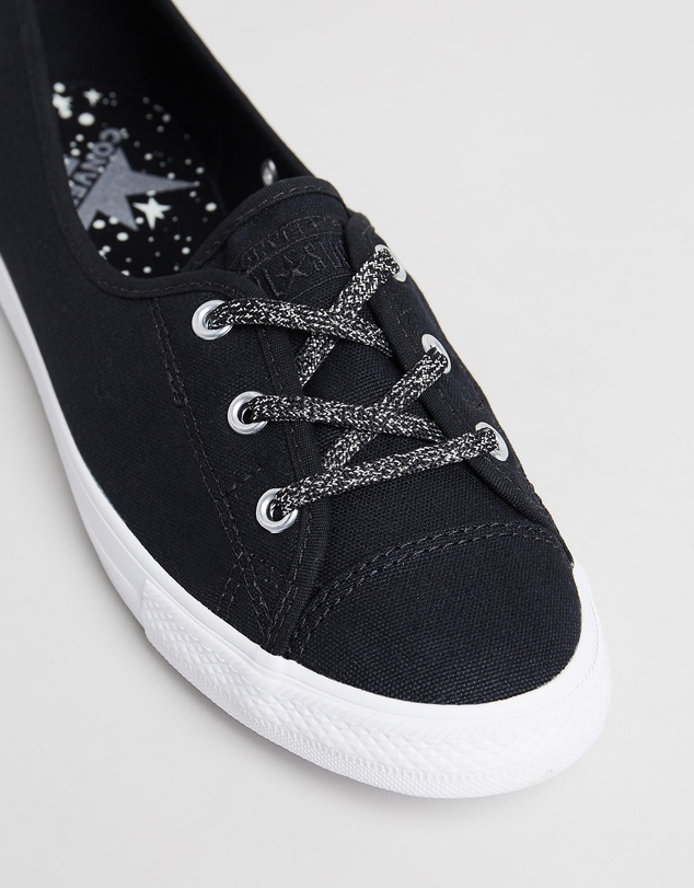 Converse - Chuck Taylor All Star Ballet Lace Starware - Women's