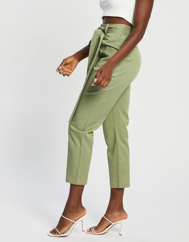 Women Sideways Trousers