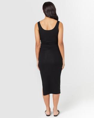 legoe Ellery Dress - Bodycon Dresses (Black)