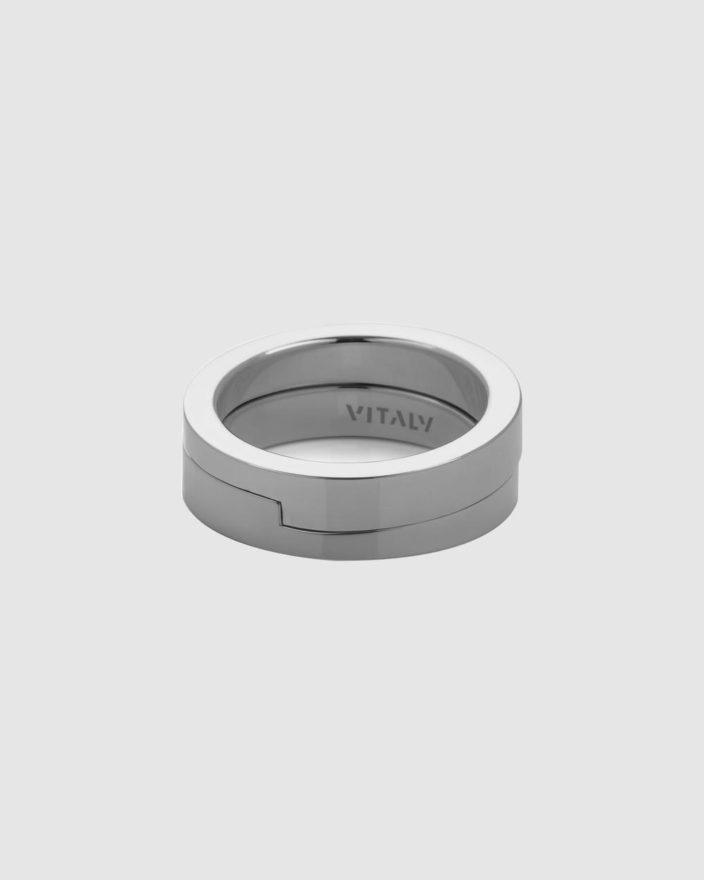 Vitaly Gridlock Jewellery Stainless Steel