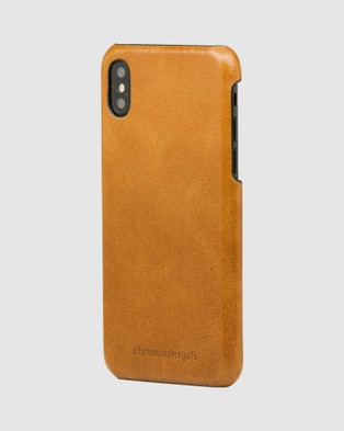 Dbramante1928 Tune Phone Case For iPhone X Xs - Tech Accessories (Brown)
