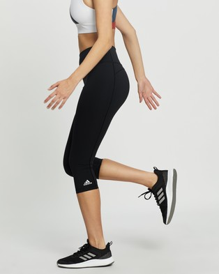 adidas Performance Believe This 2.0 3 4 Tights - 3/4 Tights (Black)