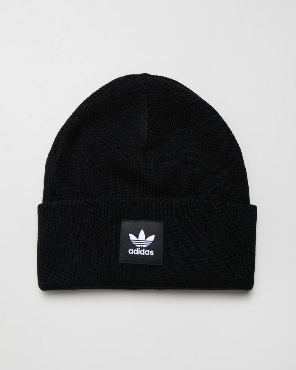 adidas Originals Adicolour Cuff Knit Beanie Headwear Black