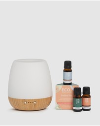 ECO. Modern Essentials - ECO. Bliss Diffuser & Festive Trio Collection