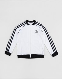 adidas Originals - Superstar Track Top - Kids-Teen