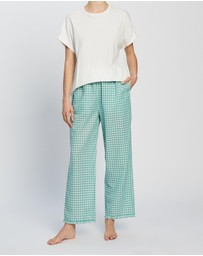 Atmos&Here - Long Cotton PJ Set