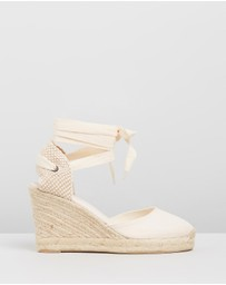 Soludos - TALL WEDGE LINEN