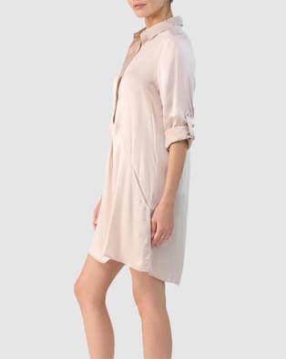 Papinelle Pure Silk Nightshirt - Sleepwear (Romance Pink)