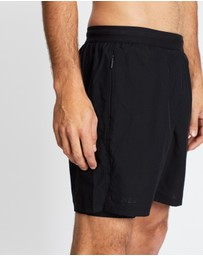 2XU - 7-Inch 2-In-1 Compression Shorts