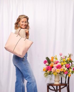Louenhide Bowie - Handbags (Pale Pink)