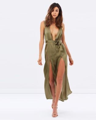Lioness – Goddess Maxi Dress