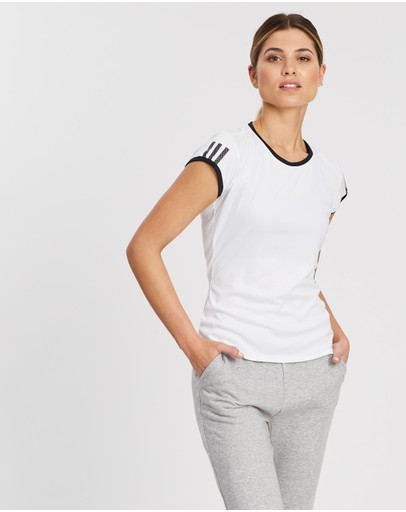 adidas Performance - 3-Stripes Club Tee