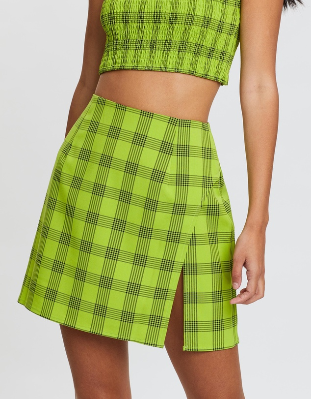 TWIIN - Tonic Mini Skirt