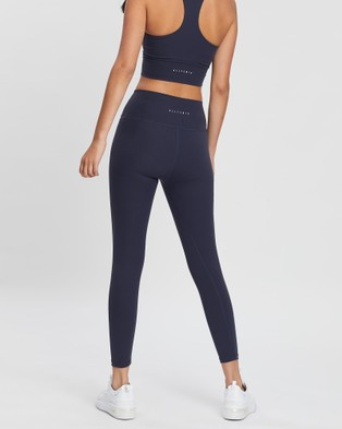 All Fenix Madison Core 7 8 Leggings - 7/8 Tights (Navy)