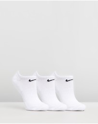Nike - Everyday Cushion No-Show 3-Pack