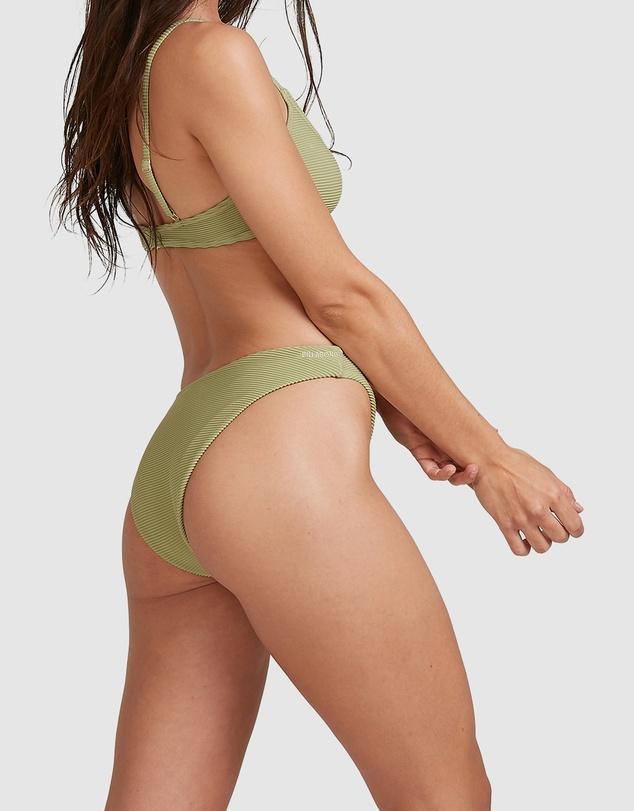 Women Tanlines Hike Bikini Bottoms