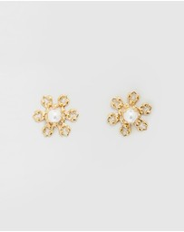 Nikki Witt - Chelsea Stud Earrings