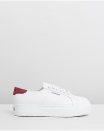 Superga - 2790 Nappa Suede - Women's