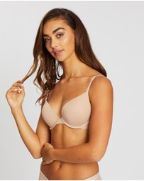 Calvin Klein - CK One Micro Push-Up Plunge Bra