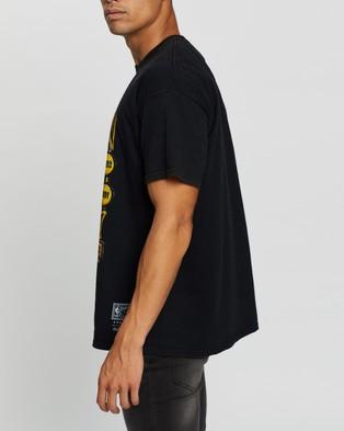Mitchell & Ness Bulls Greatest Team Ever Tee - Shirts & Polos (Vintage Black)