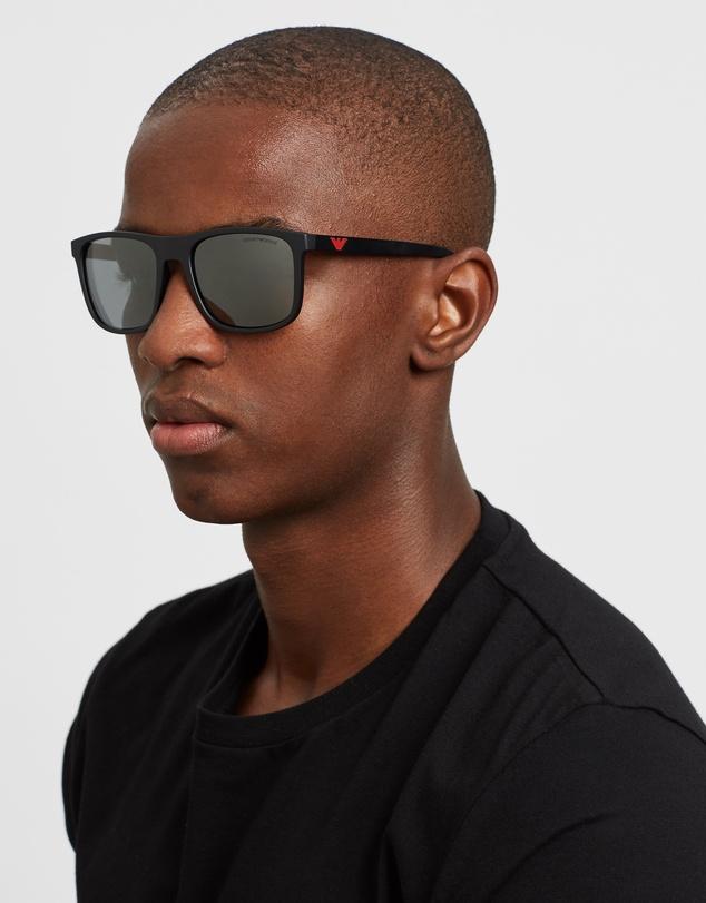 Women Injected Man Sunglasses