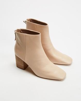 M.N.G Alba - Heels (Pastel Pink)