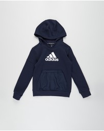 adidas Performance - Badge Of Sport Fleece Hoodie - Teens