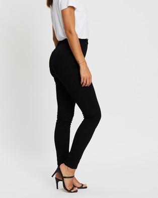 Atmos&Here Roma Skinny Jeans - Jeans (Black)