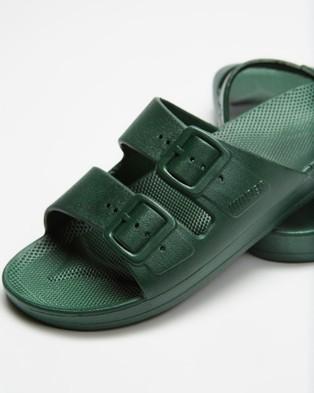 Freedom Moses Slides   Unisex - Casual Shoes (Amazonia)