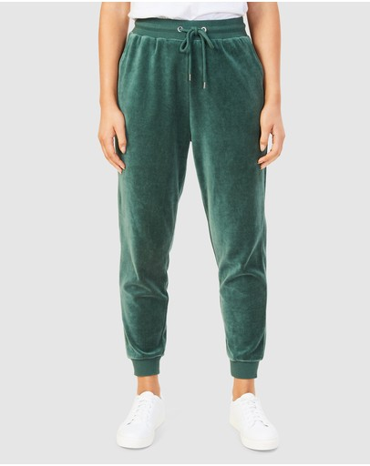 French Connection - Velour Track Pant
