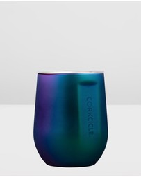 CORKCICLE - Insulated Stainless Steel Stemless 355ml Dragonfly