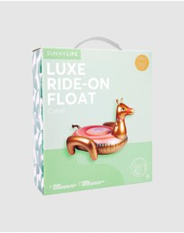 Sunnylife - Luxe Ride-On Float
