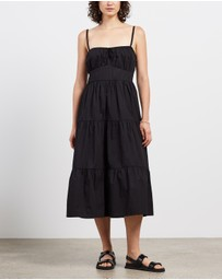 Faithfull The Brand - Alexia Midi Dress