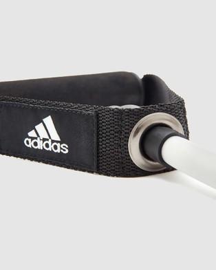 Adidas - Level 2 Resistance Tube Training Equipment (Grey)